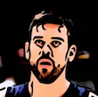 Cartoonized from a basket player for Jorge